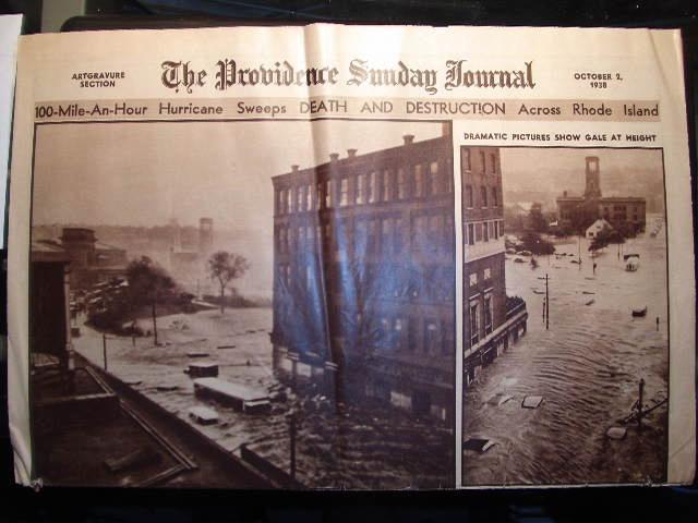 Providence Sunday Journal, October 9, 1938
