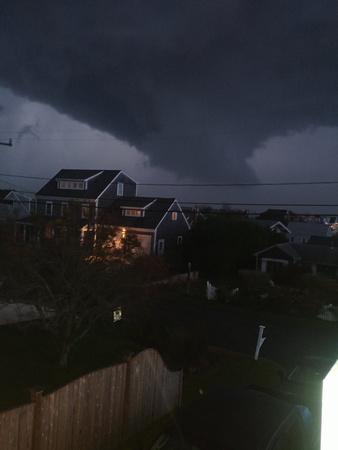 RONALD ZINCONE PHOTOGRAPHY | RI MA CT Tornado / severe