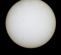 Mercury Transit of May 9, 2016