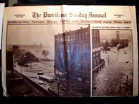 1938 Great New England Hurricane (Long Island Express)